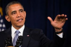 President Obama Makes Statement On Affordable Care Act In California