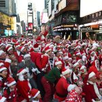 US-HOLIDAY-SANTACON